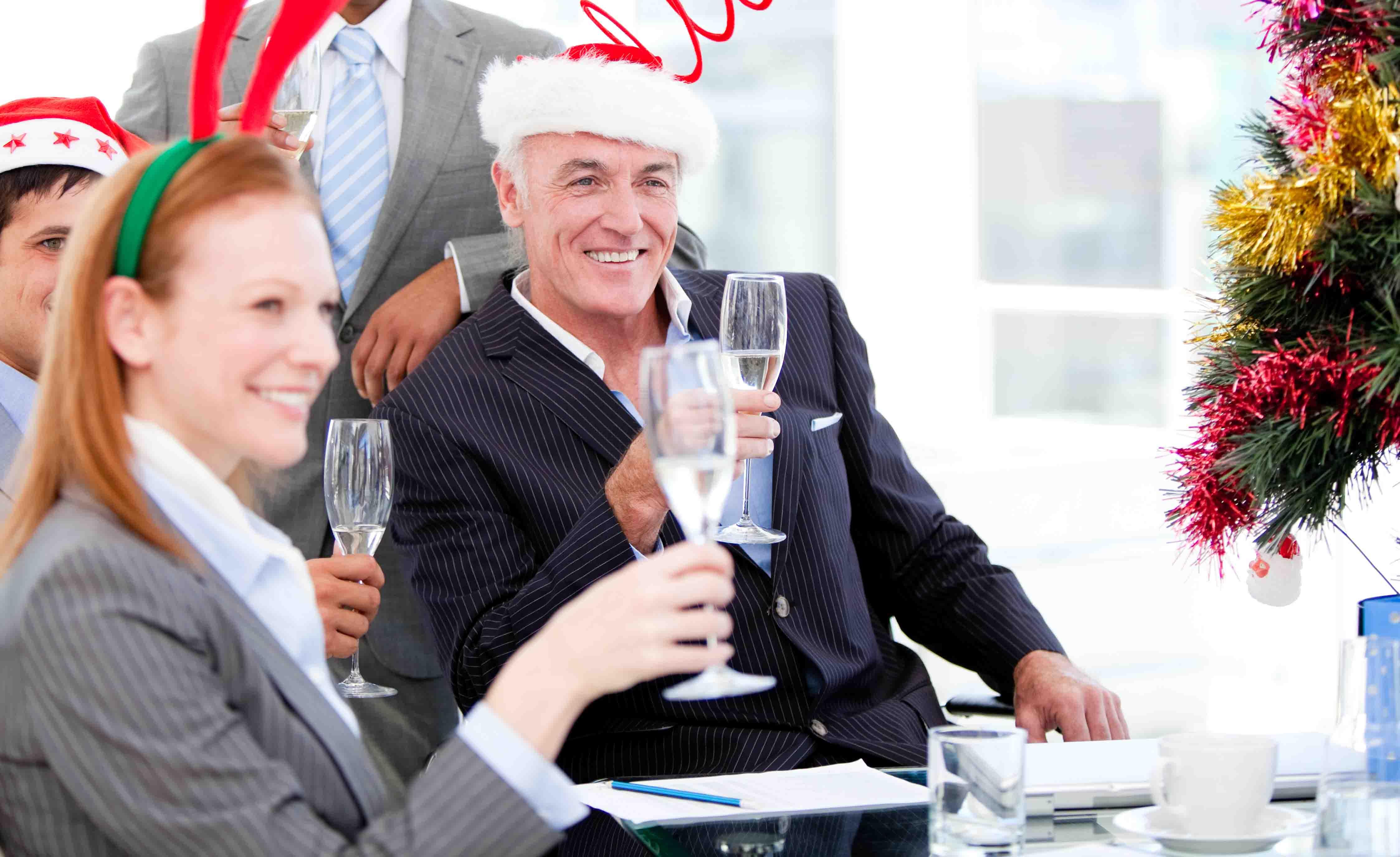 Noël au sein de l'entreprise: les activités de team building