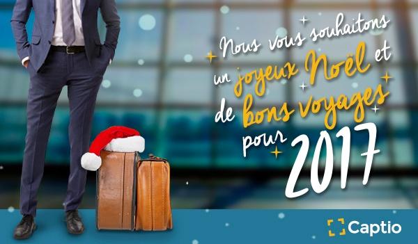 Captio vous souhaite un joyeux Noël !