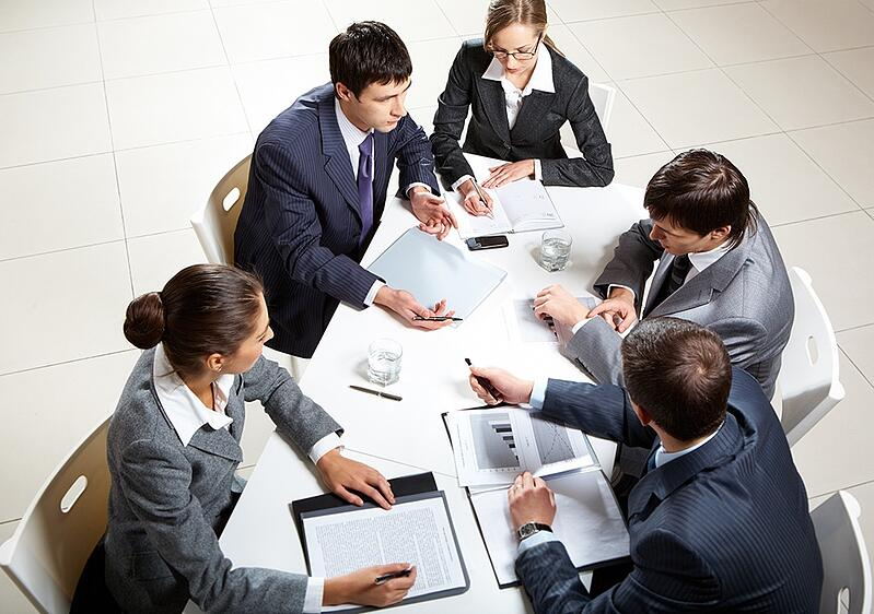 Événement d'entreprise : préparation, le mot d'ordre
