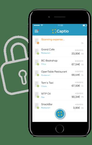 Nous mettons sur le marché de nouvelles fonctions pour améliorer le contrôle d'accès de Captio.