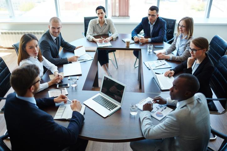 Les huit étapes du processus de prise de décisions de l'entreprise