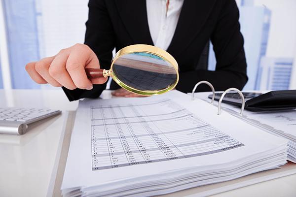 La préparation et la planification de l'audit financier et comptable