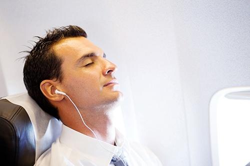 Ne perdez pas votre temps: 3 choses à faire durant votre vol