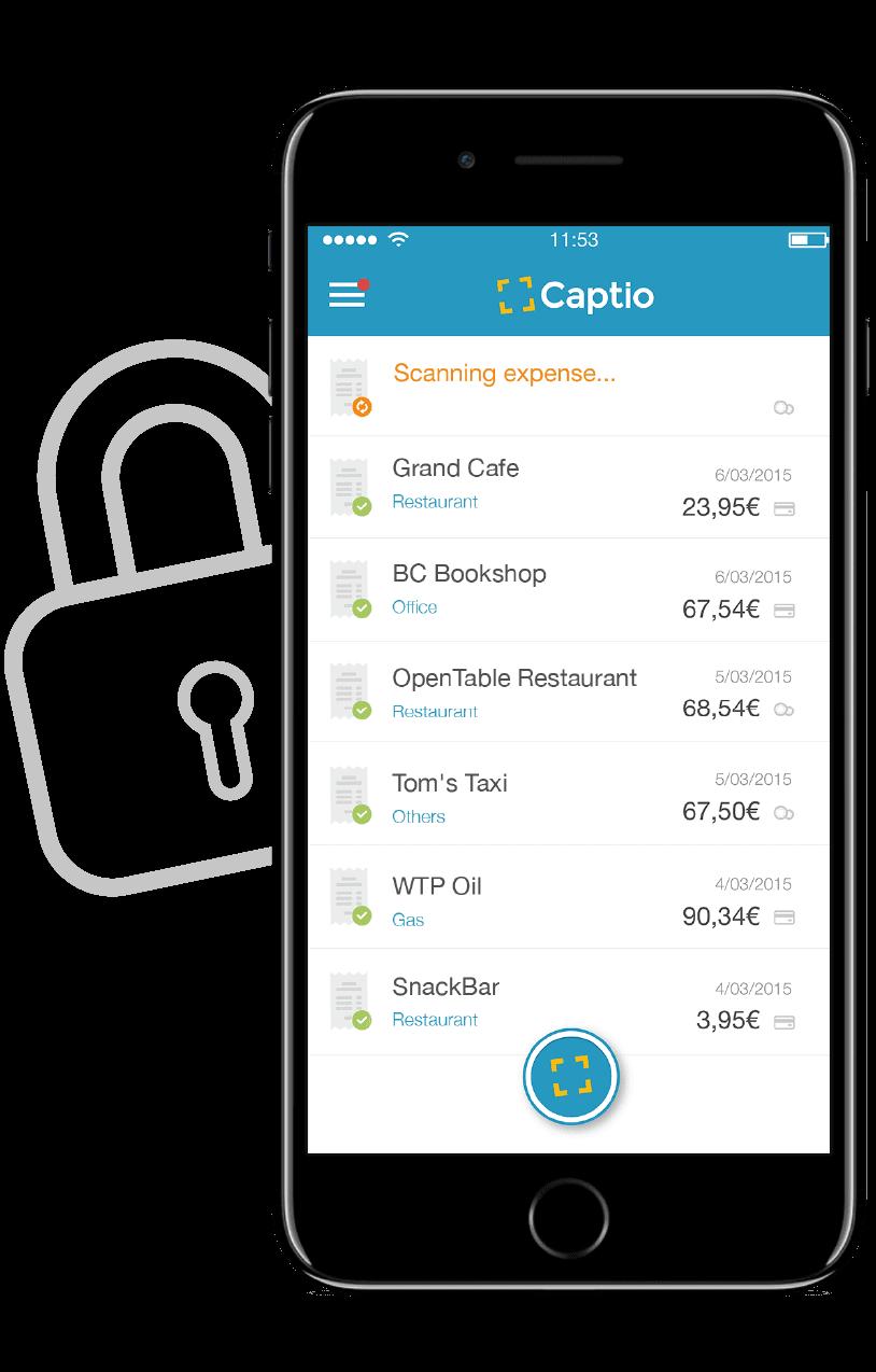 Nouvelles fonctions pour améliorer le contrôle d'accès de Captio