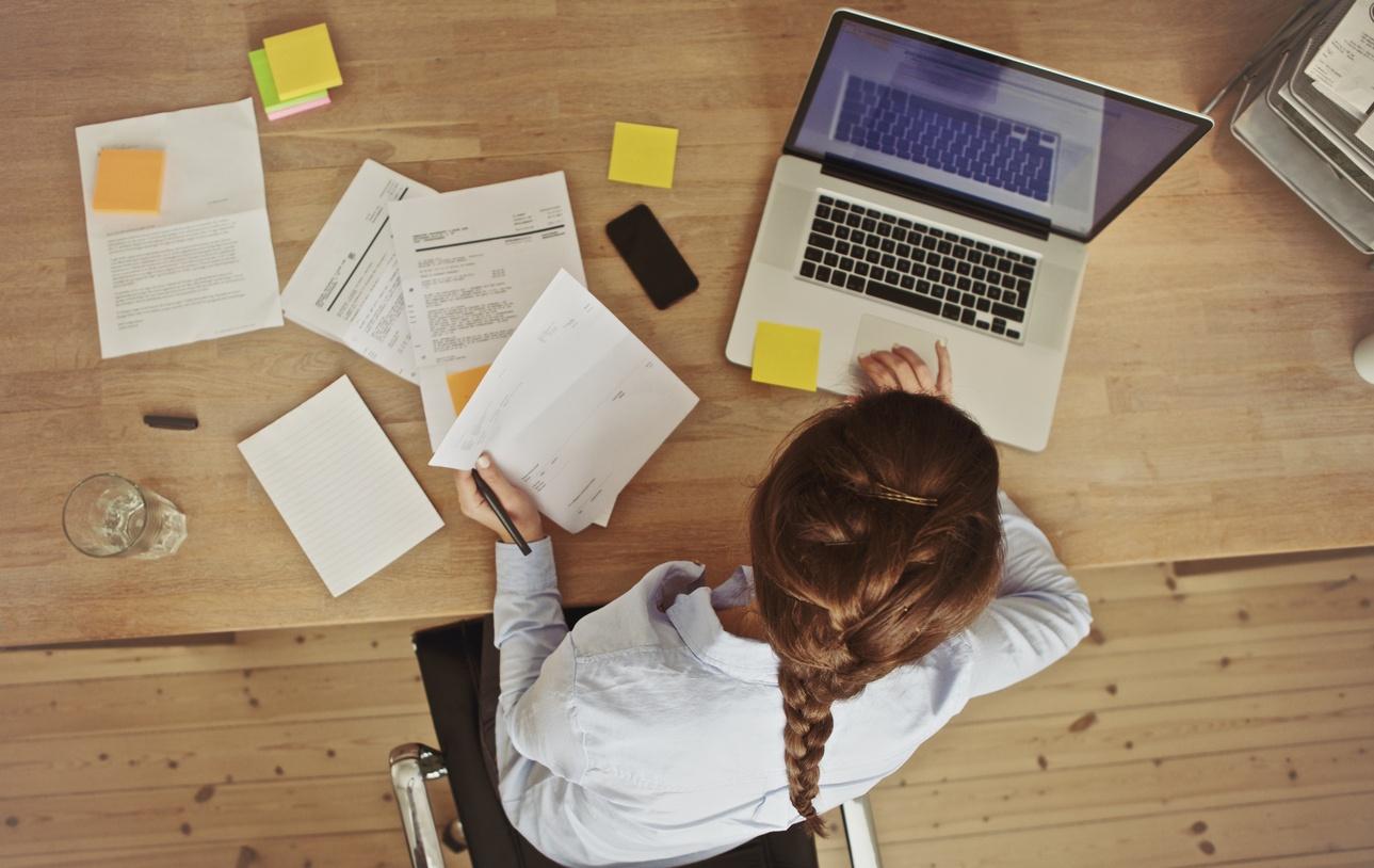 Comment ne pas oublier des données lors du traitement des notes de frais ?