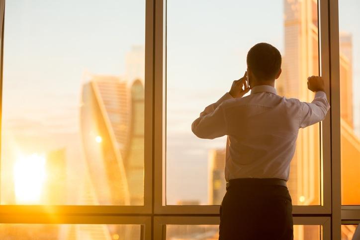 Le CFO et le CEO: une histoire d'amour