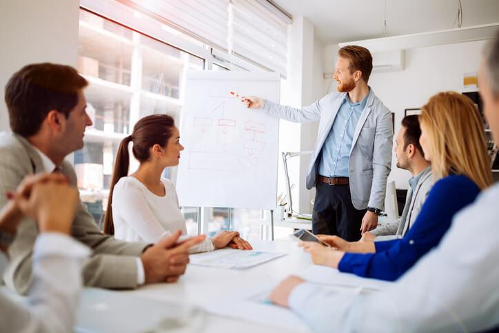 Définir les objectifs de votre événement d'entreprise
